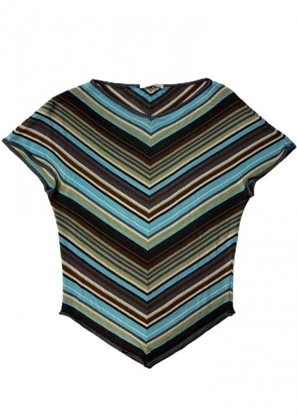 חולצת פסים סרוגה מבית SEE BY CHLOE 1