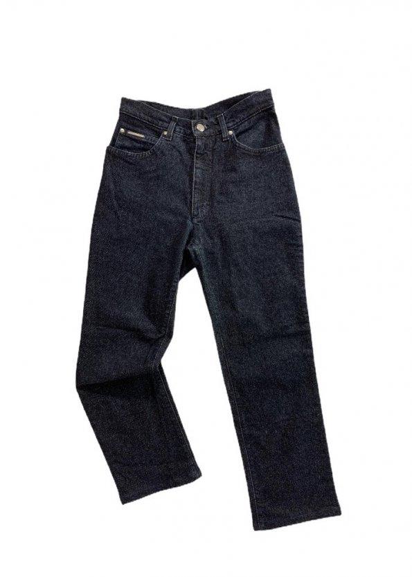 מכנס ג׳ינס כהה - Valentino 1