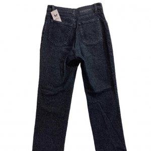 מכנס ג׳ינס כהה - Valentino 2