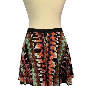 חצאית סריג צבעוני - Missoni 2