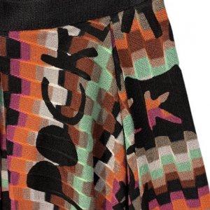 חצאית סריג צבעוני - Missoni 4