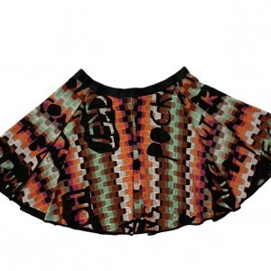 חצאית סריג צבעוני - Missoni 6