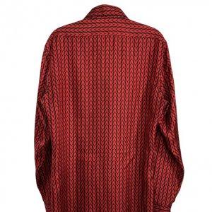 חולצת משי מכופתרת - Valentino 2