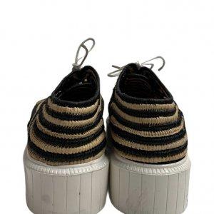 נעליים derbies raffia של Robert Clergerie 3