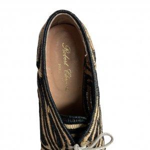 נעליים derbies raffia של Robert Clergerie 6
