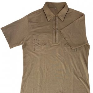 חולצת פולו קצרה וינטג' 4