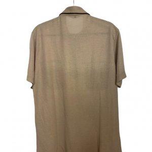 חולצת פולו קצרה וינטג' 2