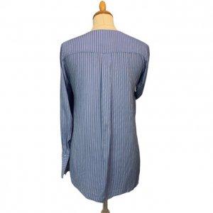 חולצה כחולה פסים - BCBG 2