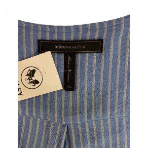 חולצה כחולה פסים - BCBG 5
