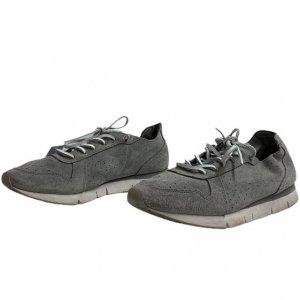 נעלי סניקרס אפורות - Calvin Klein 2