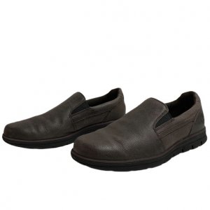 נעלי עור חומות לגבר - timberland 2