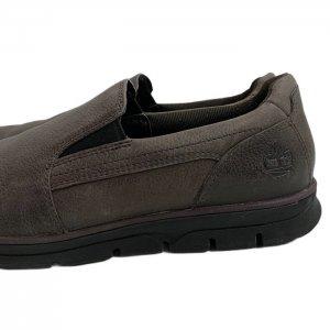 נעלי עור חומות לגבר - timberland 6