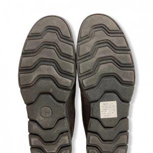 נעלי עור חומות לגבר - timberland 5