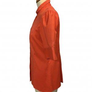 חולצה מכופתרת כתומה - BOSS 3
