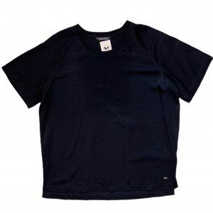 חולצה קצרה כחול כהה 4