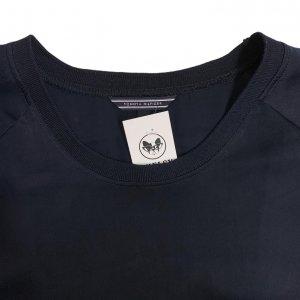 חולצה קצרה כחול כהה 3