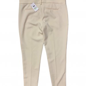 מכנסיים בצבע שמנת מחויטים מבית PINKO 2