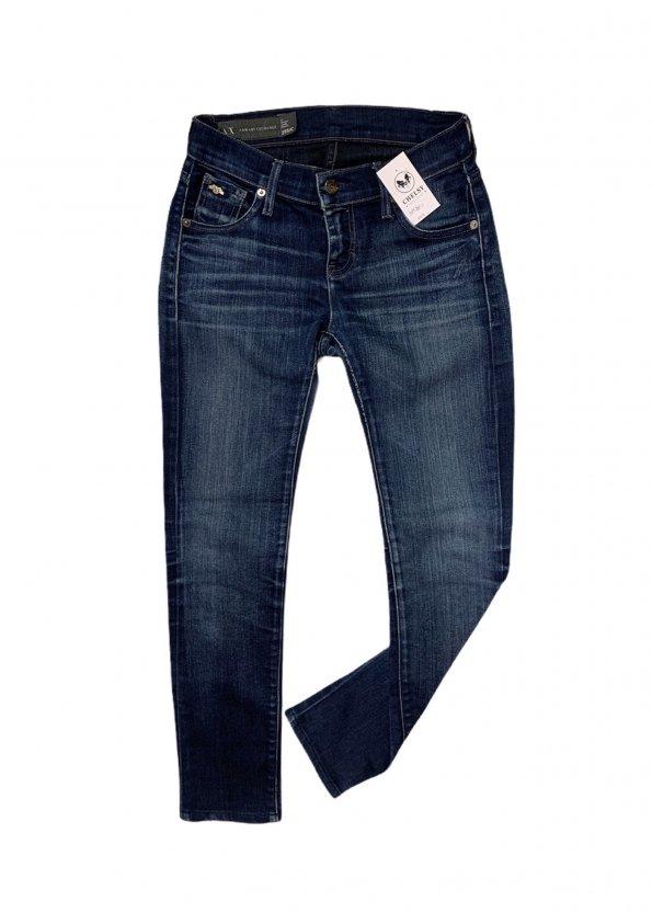 מכנס ג׳ינס כהה - Armani 1