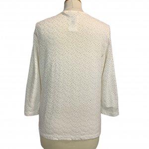 חולצה מכופתרת תחרה - Ralph Lauren 2