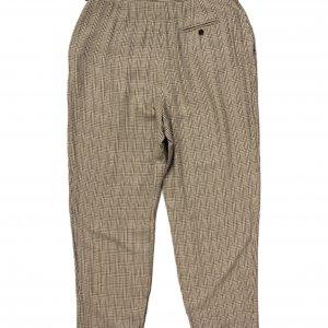 מכנסיים חומים בגזרה גבוהה מבית RALPH LAUREN 2