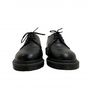 עור שחור Oxfords מבית Dr Martens 3
