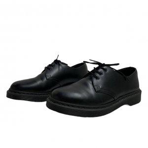 עור שחור Oxfords מבית Dr Martens 2