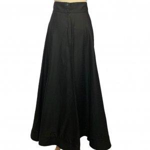 חצאית מקסי שחורה - MIZO 2