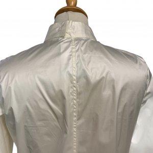 שמלה מכופתרת שמנת - Sharon Brunsher 5
