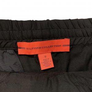 מכנס קצר שחור מבית TOMMY HILFIGER 4