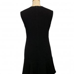 שמלה שחורה קצרה - Benetton 2