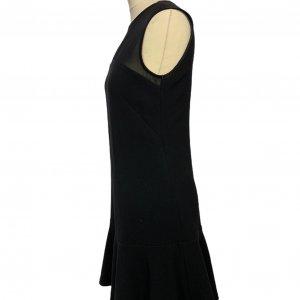 שמלה שחורה קצרה - Benetton 3