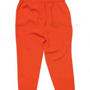 מכנסיים ארוכים כתומים של j.crew 2