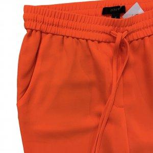 מכנסיים ארוכים כתומים של j.crew 3