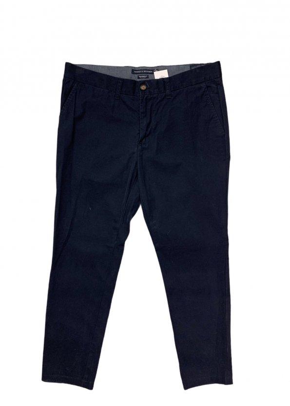 מכנס ארוך כחול כהה 1