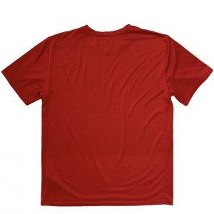 טי שירט דריי פיט אדומה עם סמל נייק קטן 2