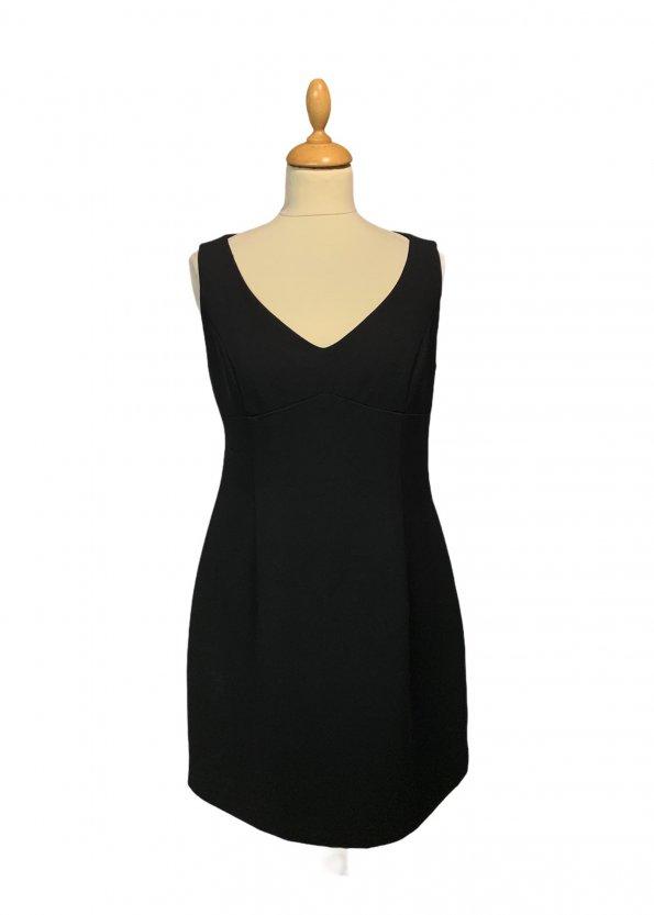 BCBG - שמלה קצרה שחורה 1