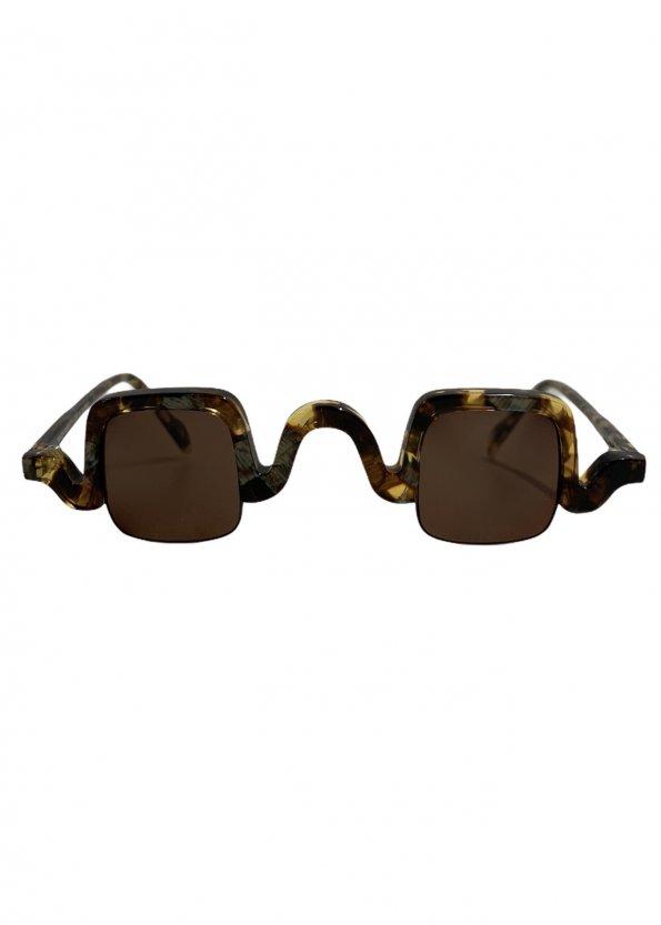 משקפי שמש מרובעות - Mazza Marcati 1