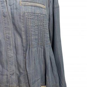 חולצה מכופתרת ג׳ינס 4
