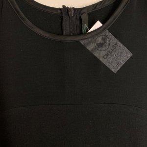 שמלה שחורה קצרה - Benetton 4