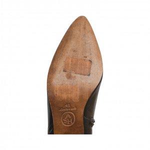 מגפיים שחורות ASH לנשים 4