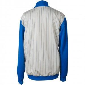 ג׳קט ספורט כחול לבן 2