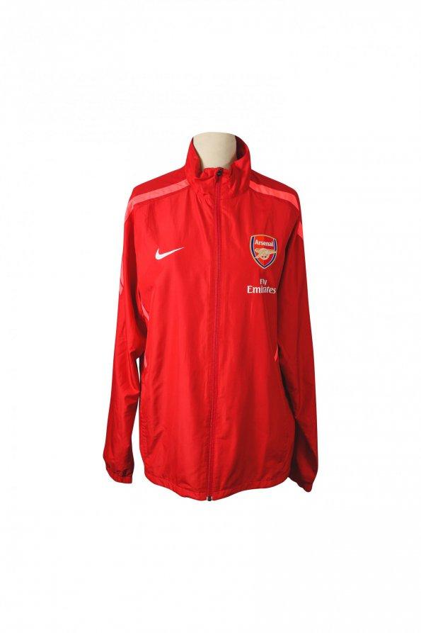 Arsenal Nike ג׳קט ספורט וינטג׳ בצבע אדום 1