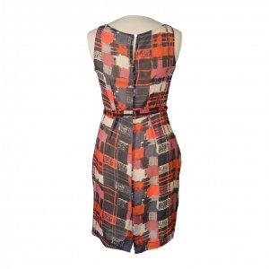 שמלת משי מבית - DKNY 3