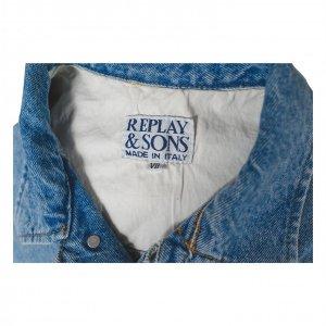 ווסט ג'ינס הדפס מאחורה - Replay 2