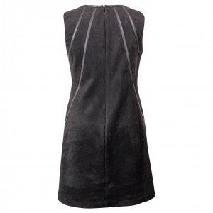 שמלת קצרה דמוי זמש - CALVIN KLEIN 2