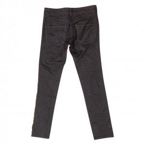 מכנסי ג׳ינס שחורים עם פס זהב בצד - Alexander McQueen 2