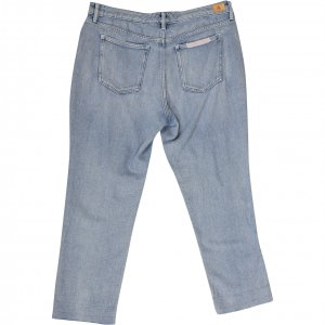 מכנסי ג׳ינס בהירים עם טלאים מ Ralph Lauren 3