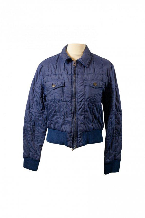 מעיל פוך כחול - ARMANI JEANS 1