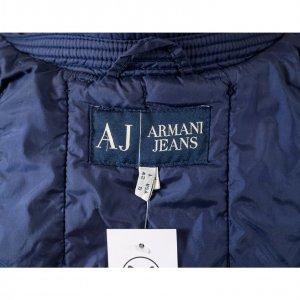 מעיל פוך כחול - ARMANI JEANS 3
