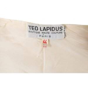 בלייזר מותאם קרם TED LAPIDUS 3